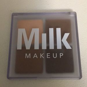 Milk Makeup Shadow Quad DAY GOALS-gently tested